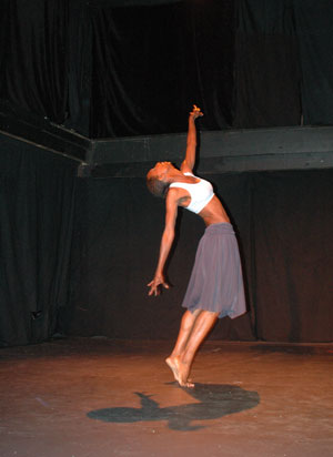 Debra Cap Fringe '06 solo
