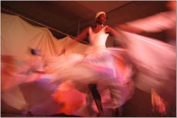 Debra Dancing Wade
